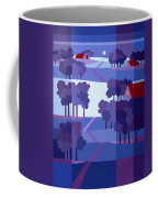Blue Winter Farms Coffee Mug