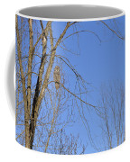 Blue With A Gray Coffee Mug