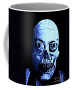Blue Zombie Coffee Mug