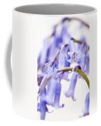 Bluebell Abstract II Coffee Mug