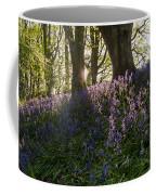 Bluebells Backlit Coffee Mug