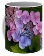 Blueberries And Cream Coffee Mug