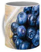 Blueberries Punnet Coffee Mug