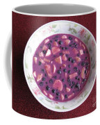Blueberry And Banana Soup Coffee Mug