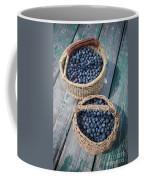 Blueberry Baskets Coffee Mug