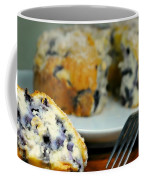 Blueberry Bundt Cake Coffee Mug