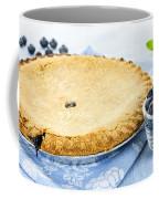 Blueberry Pie Coffee Mug