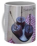 Blueberry Popsicles Coffee Mug