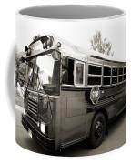 Bluebird Bus Limo 2 Coffee Mug