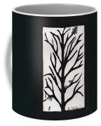 Bluebird In A Pear Tree Coffee Mug