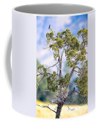 Bluebird Tree Coffee Mug