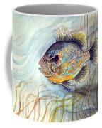 Bluegill Coffee Mug by Katherine Miller