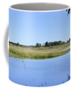 Bluer Than Blue Coffee Mug