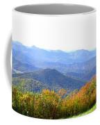 Blueridge Parkway Mm404 Coffee Mug