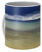 Beautiful Blues Over Mackinac Island  Coffee Mug