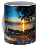 Bluff  Benches Coffee Mug
