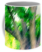 Blurred Pecan Coffee Mug