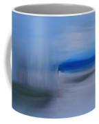 Blurring The Lines Of Reality Coffee Mug