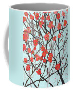 Blushing Blossoms Coffee Mug