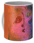 Blushing Bot Coffee Mug