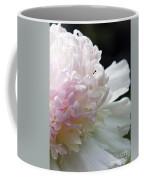 Blushing Peony  Coffee Mug