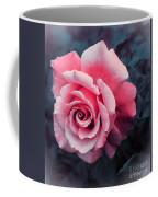 Blushing Rose Coffee Mug