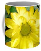 Blushing Sunshine Coffee Mug