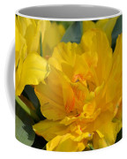 Blushing Yellow Coffee Mug