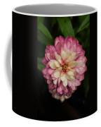 Blushing Zennia Coffee Mug