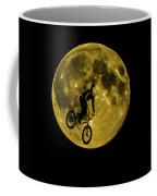 Bmx Moon Coffee Mug