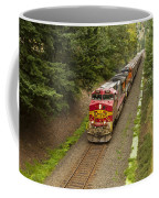 Bnsf Train 789 D Coffee Mug