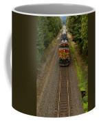 Bnsf Train 789 F Coffee Mug