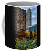 Bny Mellon From Duquesne University Campus Hdr Coffee Mug