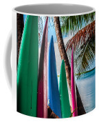 Boards Of Surf Coffee Mug