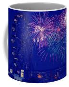 Boardwalk Fireworks Coffee Mug