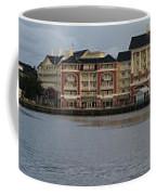 Boardwalk Panorama Walt Disney World Coffee Mug