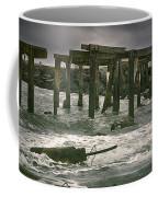 Boardwalk Remnants Coffee Mug