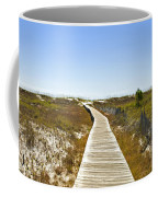 Boardwalk Coffee Mug by Susan Leggett