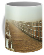 Boardwalk To The Unknown Coffee Mug