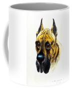 Boarhound Portrait Coffee Mug