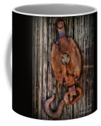 Boat - Block And Tackle Coffee Mug