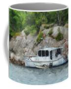 Boat Break Coffee Mug