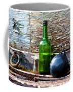 Boat Deck Still Life Coffee Mug