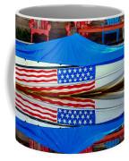 Boat For Freedom  Coffee Mug
