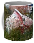 Boat Graveyard Peurto Natales Chile 6 Coffee Mug