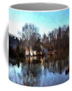 Boat House 2 Coffee Mug