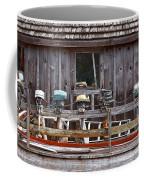 Boat Motors Going Nowhere Coffee Mug