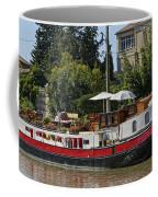 Boat On Canal Du Midi Homps France Dsc01717  Coffee Mug