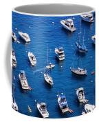 Boat Parking Coffee Mug