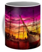 Boat - Sailing - Fleet Week Coffee Mug by Mike Savad
